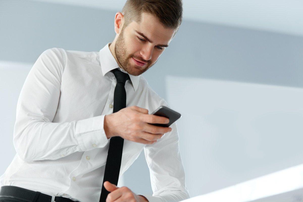 Мобильное приложение для связи с оператором