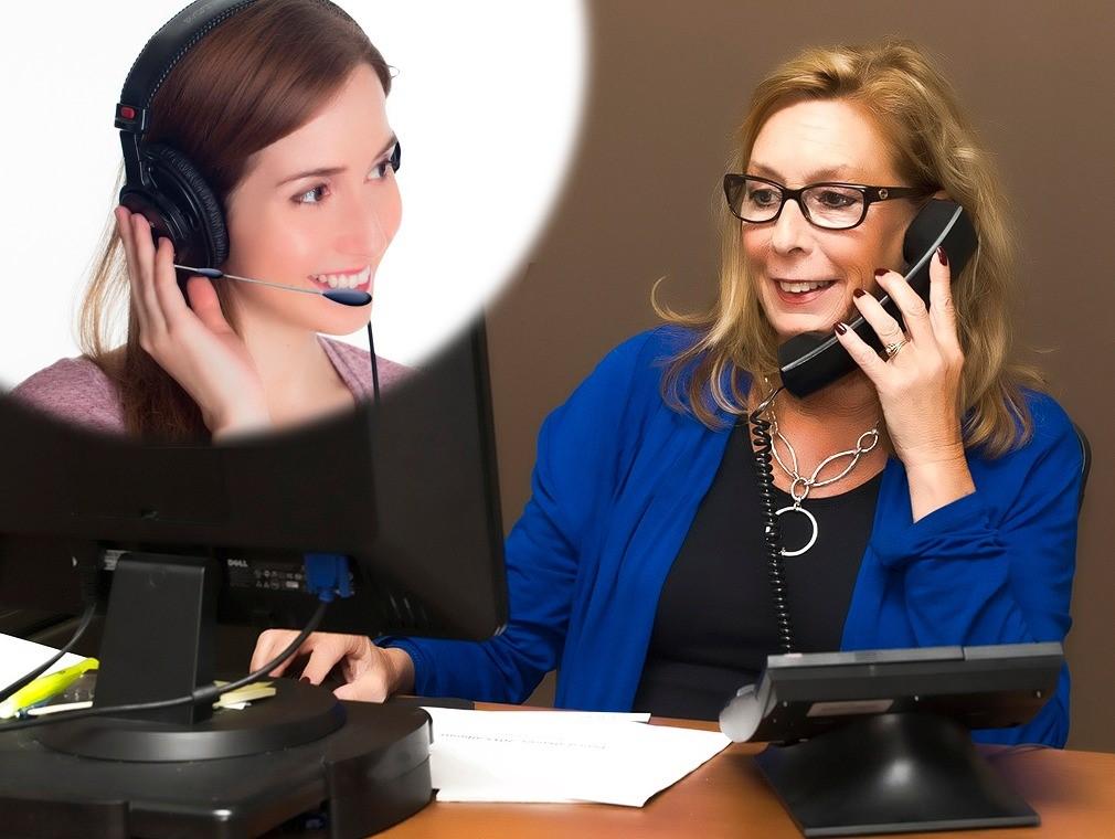 Консультация специалистом call-центра