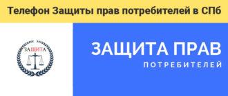 Горячая линия по вопросам прав потребителей в Санкт-Петербурге