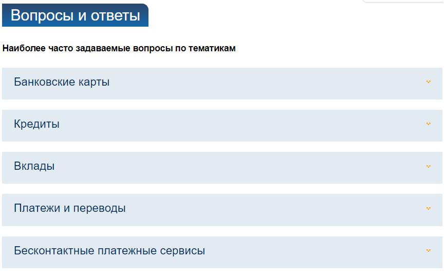 Горячая линия Кредит Урал Банка